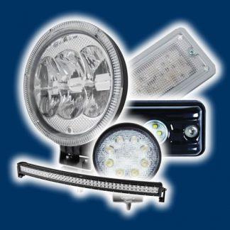 LED-arbeidslys